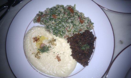 Restaurant Alyssaar Syrien : Le choix du chef 2