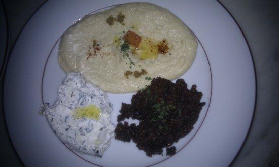 Restaurant Alyssaar Syrien : Le choix du chef 4
