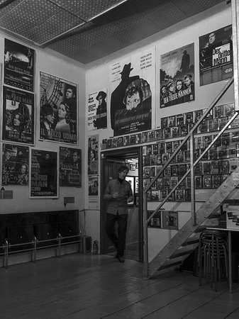 The Third Man Museum : Georg Strassgschwandtner in seinem Reich
