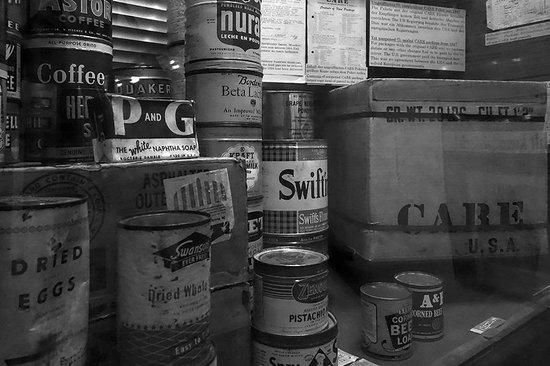The Third Man Museum : Ein noch versiegeltes Care-Paket