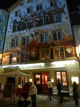 Restaurant Fritschi: Il ristorante da evitare