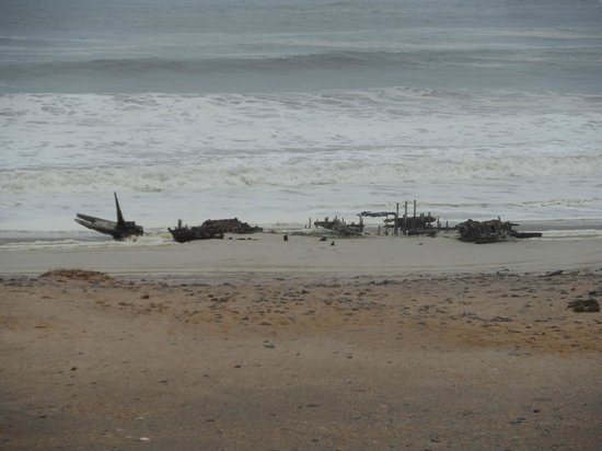 NWR Terrace Bay Resort: So, why is it called the Skeleton Coast?