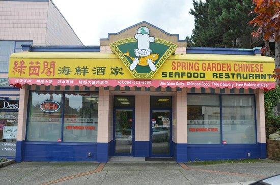 Spring Garden Chinese Seafood Restaurant