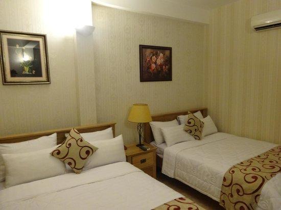 Luan Vu Hotel: Beds