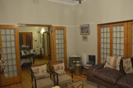 Redbourne Hilldrop Guesthouse: Common Area