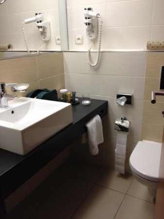 Best Western Premier Hotel International : salle de bain