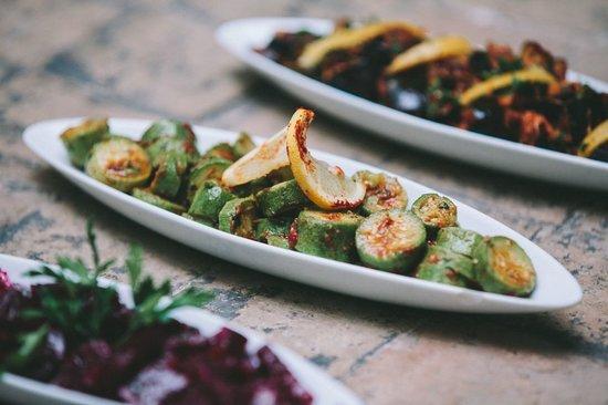 Riad Dar Zaman : Karima's Moroccan salads