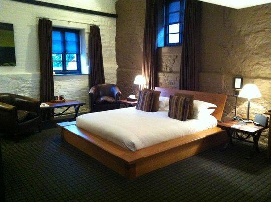 Hotel du Vin & Bistro: Big comfortable bed