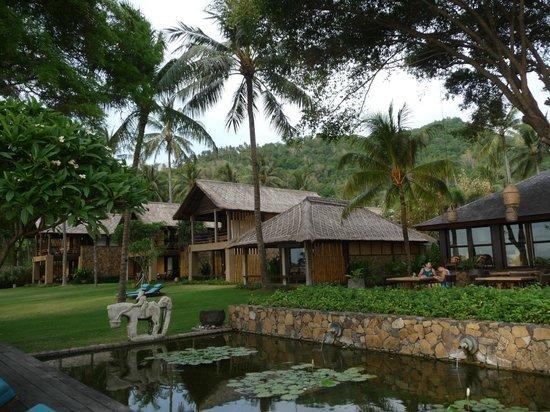 Jeeva Klui Resort: Luxury Chalet accommodation