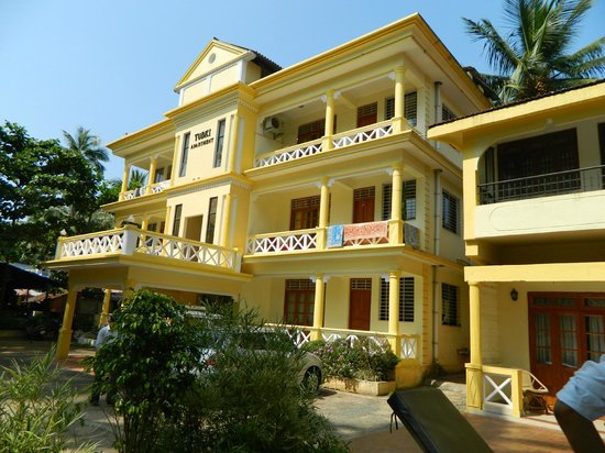 The Tubki Resort: apartments