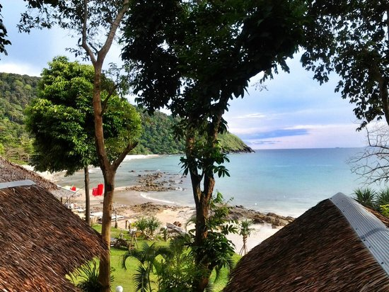 Baan Phu Lae: Room with a view