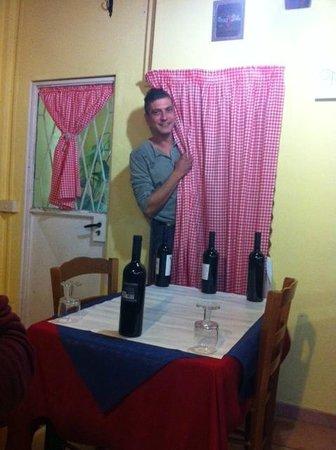 Locanda Dell'orchidea Selvaggia: Alessandro va in cucina...