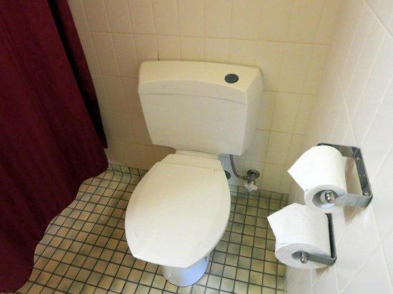 Cooinda Lodge Kakadu: Toilette