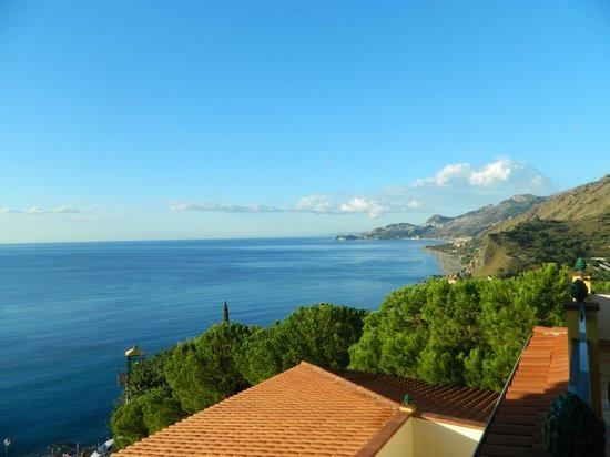 Baia Taormina-Grand Palace Hotel & Spa: Bay of Taormina