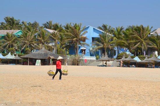 Terracotta Resort : Пляж
