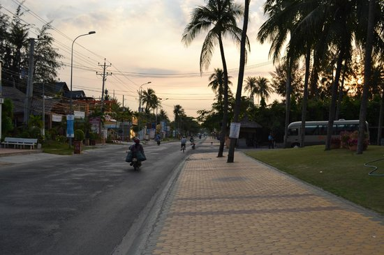 Terracotta Resort : Улица