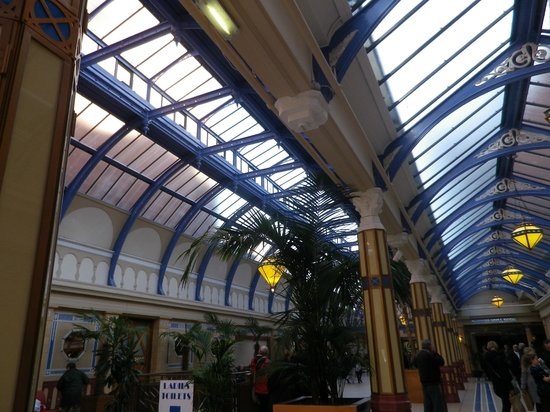 Winter Gardens & Opera House Theatre Blackpool : wintergarden