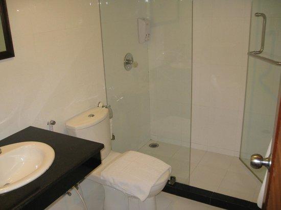 Lullaby Inn: Room 205 Bathroom
