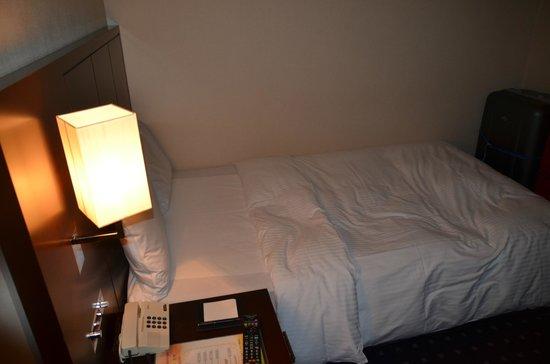 Hotel Lungwood : Cama