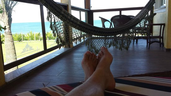Praia do Estaleiro Guest House: Hora do Relax