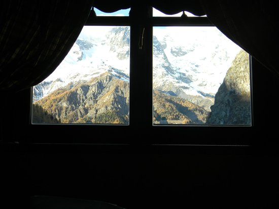 Villa Novecento Romantic Hotel : one of the best views ever from a hotel room