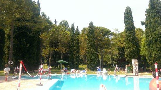 West Garda Hotel: Piscina