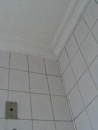 Hotel Dominguez Plaza : banheiro