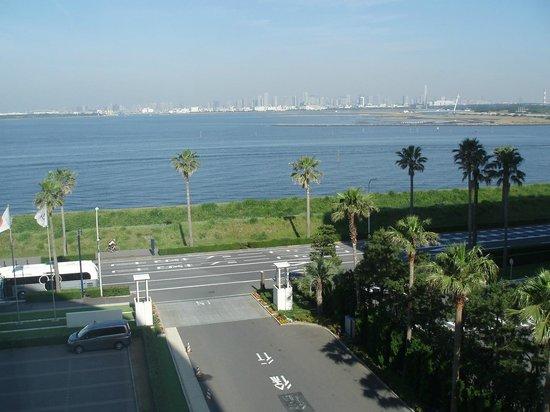 Tokyo Bay Maihama Hotel: 東京湾の見晴らし