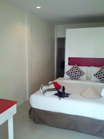 Lima Coco Resort: Вид номера