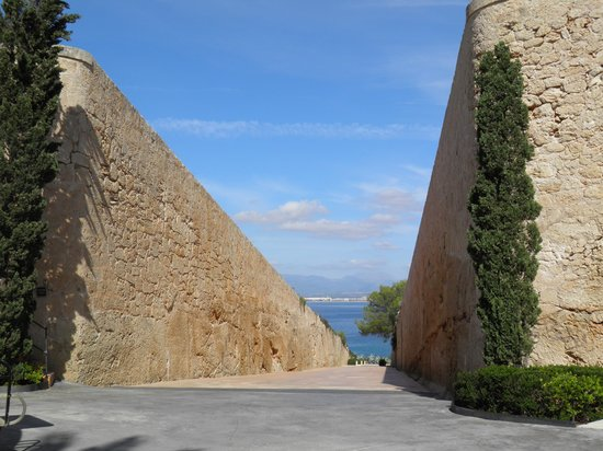 Cap Rocat : horizon