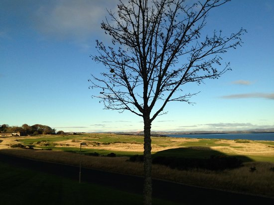 Fairmont St Andrews: Over looking the bay