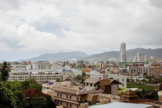Baan Veerakit: view
