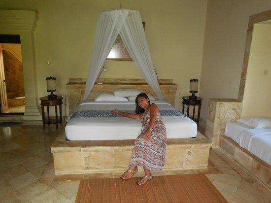 Rumah Bali : Very comfy!