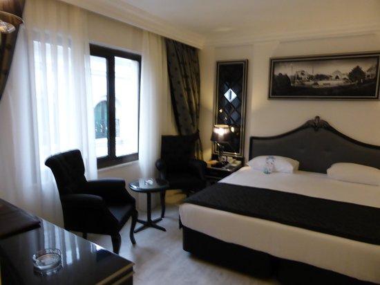 Yigitalp Hotel : la chambre