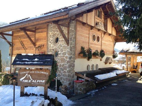 True Alpine : The hand built Challett