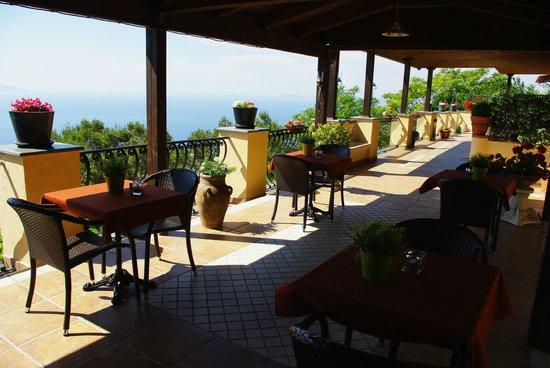 Monte Solaro: Balcony