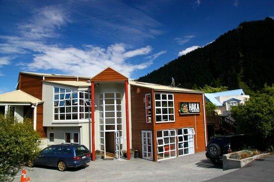 Haka Lodge Queenstown: Haka Lodge