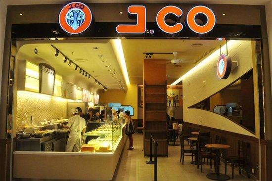 J.Co Donuts, Coffee and yogurt : JCO Pavilion