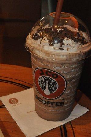J.Co Donuts, Coffee and yogurt : Choco forest