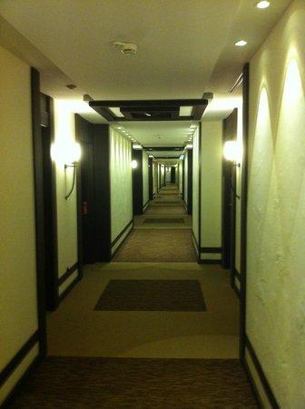 Lindner Park-Hotel Hagenbeck: Flur