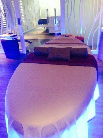 W Bali - Seminyak : Dream Spa Bed