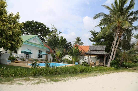 Shiva Samui – The New Name for Samui Beach Village: another view of the villa