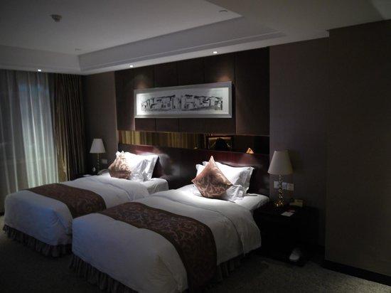 Grand Noble Hotel: Номер неплох