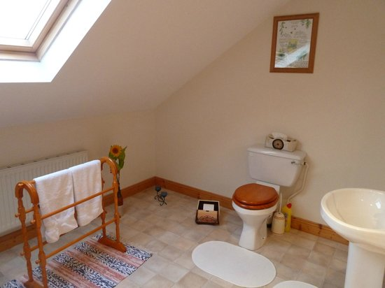 Newlands Lodge: Lovely Ensuite