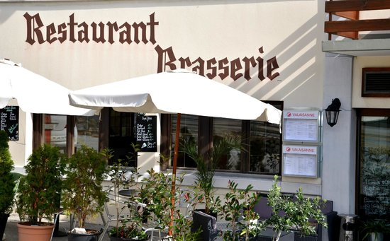 Brasserie Valaisanne