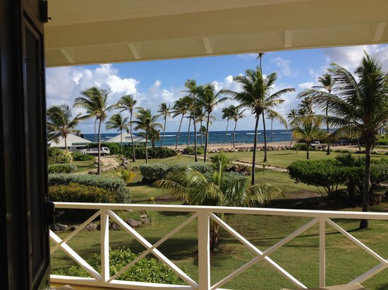 Nisbet Plantation Beach Club : View from Pembroke, need I say more?