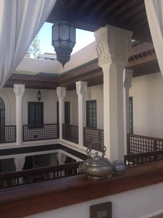 Bellamane, Ryad & Spa: Courtyard view