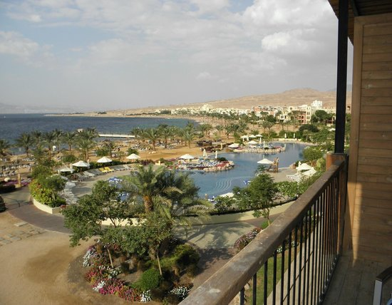 Mövenpick Resort Tala Bay Aqaba: My room view
