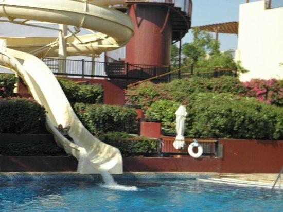 Movenpick Resort & Spa Tala Bay Aqaba: Leasure Pool