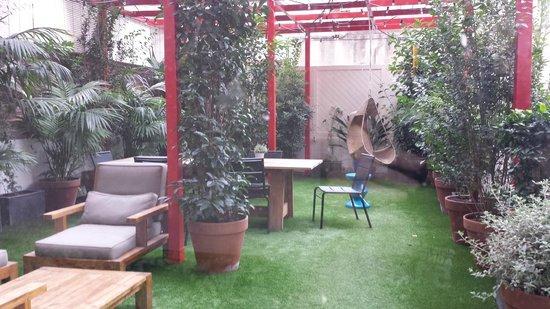 Praktik Garden : Terasse